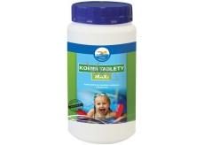 Probazen Kombi tablety Maxi přípravek pro úpravu vody v bazénech 1 kg