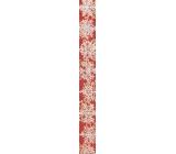 Alvarak Textilné návin vianočné potlač mix farieb a veľkostí 2-3 m 1 kus