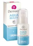 Dermacol Aqua Beauty hydratačný gél-krém pre denné i nočné starostlivosť 50 ml
