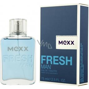 Mexx Fresh Man toaletná voda 75 ml