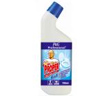 Mr. Proper 4 v1 WC čistiaci prostriedok na toaletnej misy 750 ml