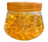 Akolade Crystals Peach & Orange Blossom gélový osviežovač vzduchu 180 g