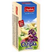 Apotheke Chřipka a nachlazení čaj 20 x 1,5 g