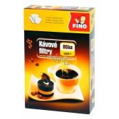 Fino Kávové filtre 80 kusov 4 veľkosť