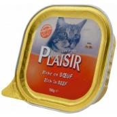 Plaisir Cat Hovädzie vanička 100 g