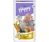 Bella Happy 4+ Maxi Plus 9-20 kg plienkové nohavičky 44 kusov