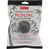 Beauty Formulas Charcoal Konjac odličovací houbička