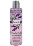 Jeanne en Provence Lavande Levanduľa výživný sprchový olej 250 ml