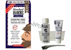 Blondépil Homme Coloration A Barbe barva na vousy a vlasy č. 60 Přírodní světle hnědá