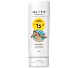Nafigate opal.emulze Organic Sunscreen SPF15 200ml 0554