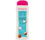 Dermacol Coconut Oil Revitalising revitalizačné telové mlieko 400 ml