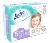 Linteo Baby Premium 5 Junior 11 - 21 kg jednorazové plienky 42 kusov