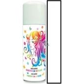 Anjel zmývateľné farebný lak na vlasy biely 125 ml