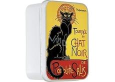 Le Blanc Ruže - Chat Noir prírodné mydlo tuhé v krabičke 100 g