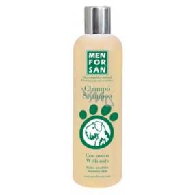 MenForSan Ovos prírodné šampón pre psov s citlivou srsťou 300 ml