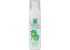 MenForSan Aloe Vera přírodní pěnový šampon pro psy a kočky 200 ml