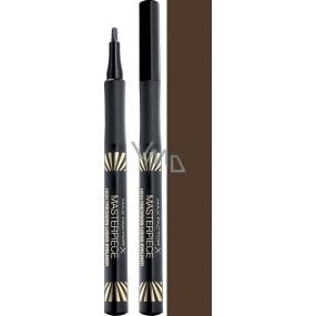 Max Factor Masterpiece High Precision Liquid Eyeliner očné linky 10 Chocolate 1 ml