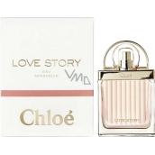 Chloé Love Story Eau Sensuelle toaletná voda pre ženy 7,5 ml, Miniatúra