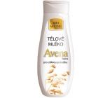 Bione Cosmetics Avena Sativa tělové mléko pro pro citlivou a problematickou pleť 300 ml