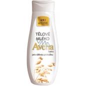 Bion Cosmetics Avena Sativa telové mlieko pre pre citlivú a problematickú pleť 300 ml