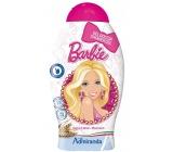 Mattel Barbie sprchový gel pro děti 250 ml, expirace 10/2015