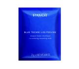 Payot Blue Techni Liss Weekend vyhladzujúci víkendový rituál sa štítom proti modrému svetlu pleťová maska 10 sáčkov