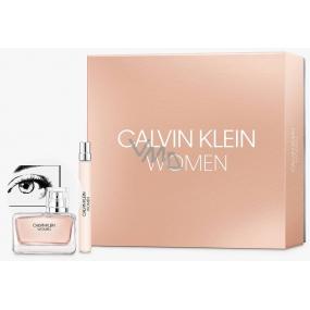 30dd42e4e8 Calvin Klein Women parfémovaná voda pro ženy 50 ml + parfémovaná voda 10 ml