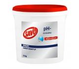 Savo pH- Zníženie hodnoty pH v bazéne 5 kg