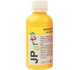 JP arts Farba na textil na svetlé materiály, základné odtiene 1. Žltá 50 g