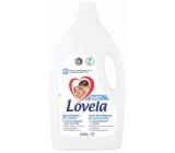Lovela Baby Biele prádlo Hypoalergénne, jemný tekutý prací prípravok 32 dávok 2,9 l