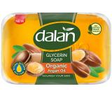 Dalan Organic Argan Oil glycerínové mydlo 100 g