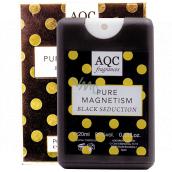 AQC Fragrances Pure Magnetism Black Seduction toaletná voda pre ženy 20 ml
