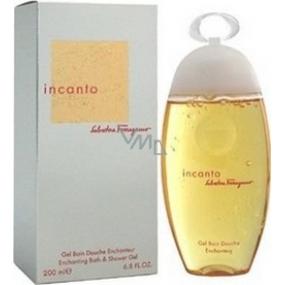 Salvatore Ferragamo Incanto sprchový gél pre ženy 200 ml