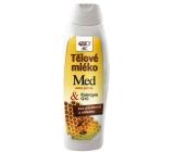 Bion Cosmetics Med a Q10 výživné telové mlieko 500 ml