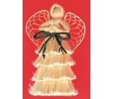 Anjel s vrstvenou sukňou 16 cm