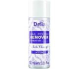 Delia Nail Polish Remover acetónový odlakovač na nechty 100 ml