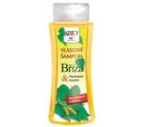 Bione Cosmetics Bio Bříza & Panthenol Vlasový šampon 255 ml