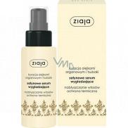 Ziaja Arganový olej vyhladzujúce kúra saténové sérum na vlasy 50 ml