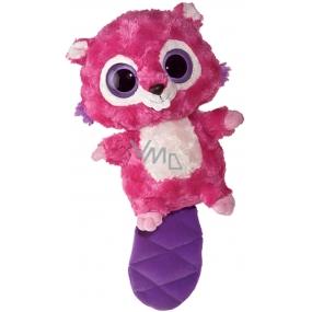 Yoo Hoo Bobr plyšová hračka 15 cm