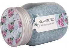 Bohemia Gifts & Cosmetics Aquaminerals s magnéziovú soľou kúpeľová soľ 380 g