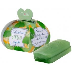 Moje Botanica Ginkgo darčekové mydlo 50 g