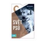 Albi Kvízy do vrecka Svet psov 50 kariet, vek: 12 +