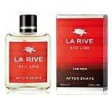 La Rive Red Line voda po holení 100 ml