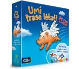 Albi Vie prasa lietať? Plus zábavná a náučná hra pre 2-4 hráčov, odporúčaný vek 5+