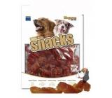 Magnum Kačacie špirálky soft roll Mäkká prírodná mäsová pochúťka pre psov 250 ml