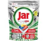 Jar Platinum Plus All in One Lemon kapsule do umývačky riadu 37 kusov