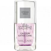 Gabriella salva Nail Care Calcium Extra Care lak pre zdravé a silné nechty 11 ml