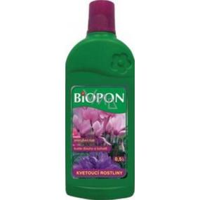 Biopon Kvetoucí rostliny tekuté hnojivo 500 ml