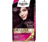 Schwarzkopf Palette Deluxe farba na vlasy 880 Tmavo fialová 115 ml