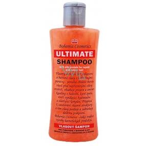 Bohemia Ultimate šampon pro poškozené a barvené vlasy 250 ml